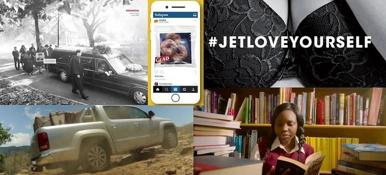 #AdoftheYear: South Africa's best ads 2016 [part 1]
