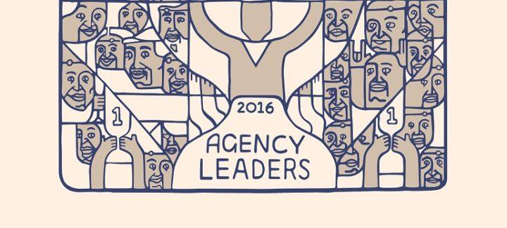 2016 MarkLives Agency Leaders Most Admired poster slider