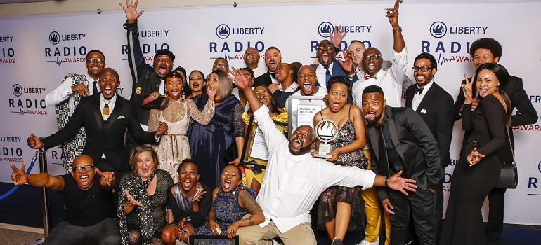 2019 Liberty Radio Awards afternoon drive show winners