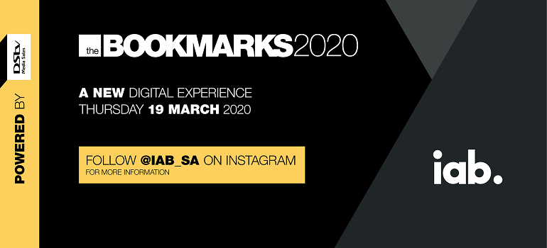 2020 Bookmarks new digital experience