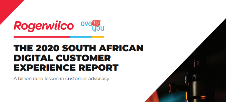 2020 South African Digital Customer Experience Report