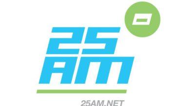 25AM logo (formerly Acceleration Media)
