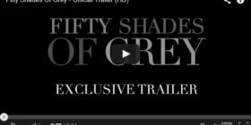 50 Shades of Grey official trailer #1