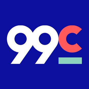 99c logo blue