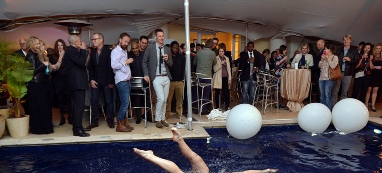 A 2012 Loeries party