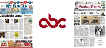 ABC results newspapers February 2018 slider
