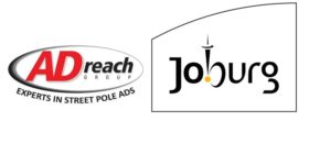 ADreach logo and City of Joburg logo