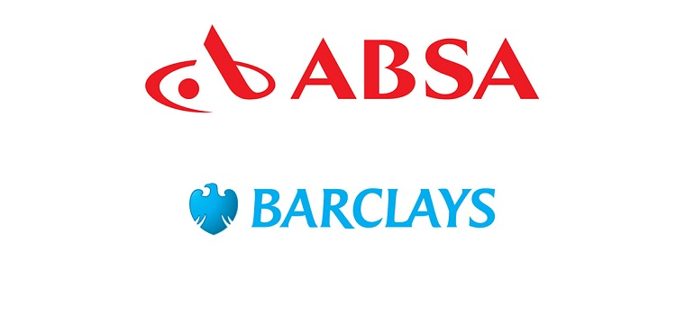 Absa and Barclays logo