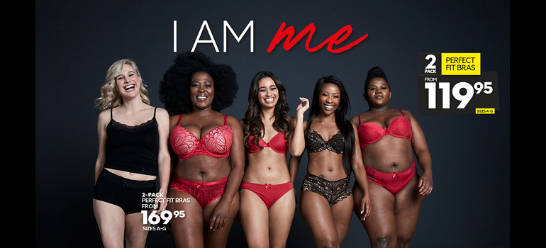 Ackermans I Am Me campaign from 99c #IAmMe