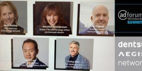 AdForum Worldwide Summit 2020 Dentsu Aegis Network session
