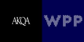 AKQA logo and WPP logo