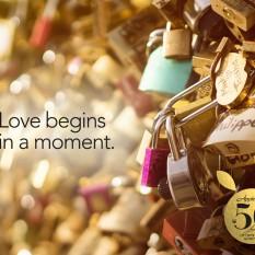Appletiser SA Facebook 50th anniversary love locks
