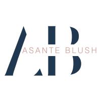 Asante Blush logo