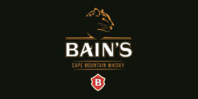 Bain's Cape Mountain Whisky logo