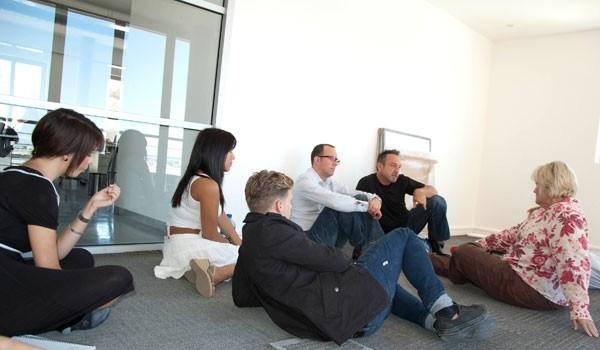 M&C Saatchi Abel briefing session: Day 1