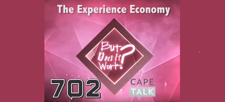 But Does It Work The experience economy slider