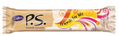 Cadbury PS 'Friends for life' bar