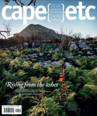 Cape Etc, Issue 2, 2015