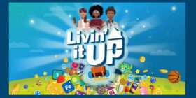 Capitec Bank Livin' it Up app