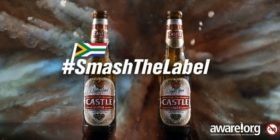 Castle Lager #SmashTheLabel