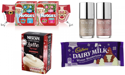 Christmas limited-edition products