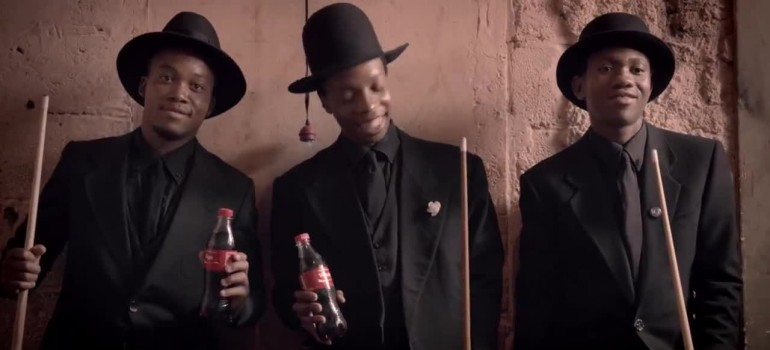 Share a Coke with Bobby TVC screengrab 2
