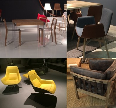 Cologne furniture trends as spotted by Woodbender