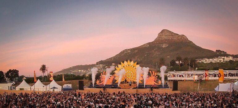 Corona Sunset Festival by The Unit