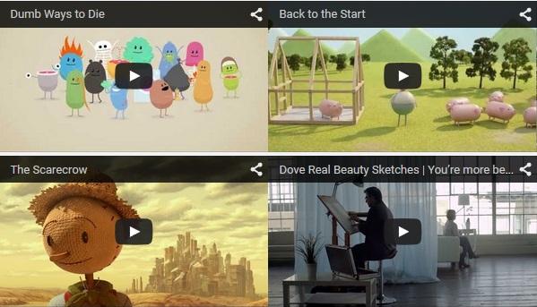 Creative Effectiveness ads