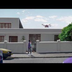 DDB SA TVC for Telkom BCX Future delivery service 03