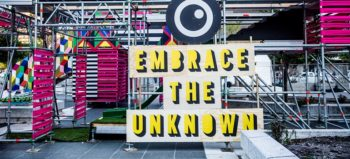 Design Indaba 2018 - embrace the unknown