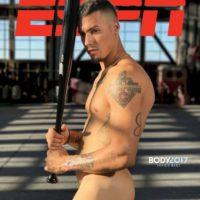 ESPN Body Issue, July 2017 - Javier Baez