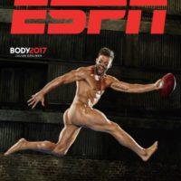 ESPN Body Issue, July 2017 - Julian Edelman