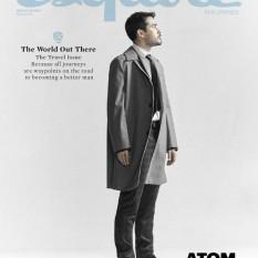 Esquire Philippines, March 2016: Atom Araullo 1