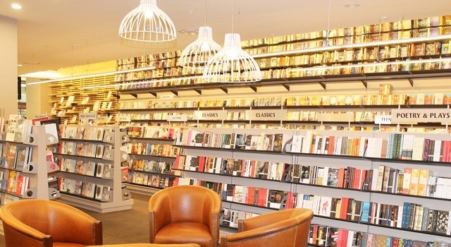 New Exclusive Books store design by Switch