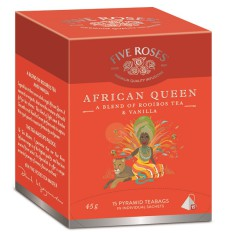 Five Roses Infusions African Queen carton