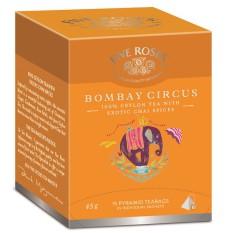 Five Roses Infusions Bombay Circus carton