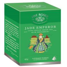 Five Roses Infusions Jade Emperor carton