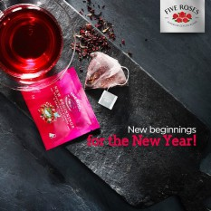 Five Roses Infusions New Beginnings Facebook New Year
