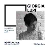 GRID Design Indaba 2017 speaker announcement Giorgia