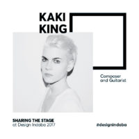 GRID Design Indaba 2017 speaker announcement Kaki