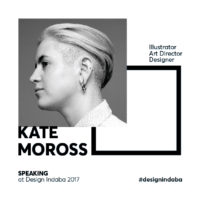 GRID Design Indaba 2017 speaker announcement Kate