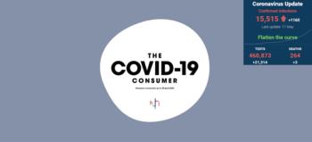 HaveYouHeard covid-19 consumer survey with SA covid-19 stats 17 May 2020 - Media Hack Collective