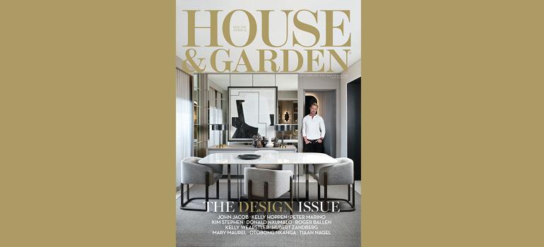 House & Garden new look 2020