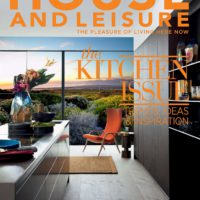 House and Leisure, April 2017: Kitchen Issue (orange)