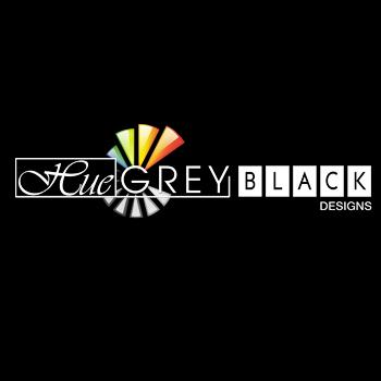 HueGreyBlack logo