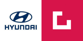 Hyundai logo and Grid Worldwide logo