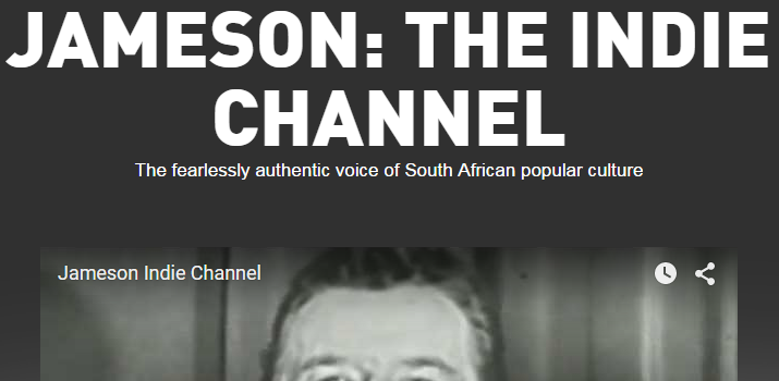 Jameson: The INDIE Channel