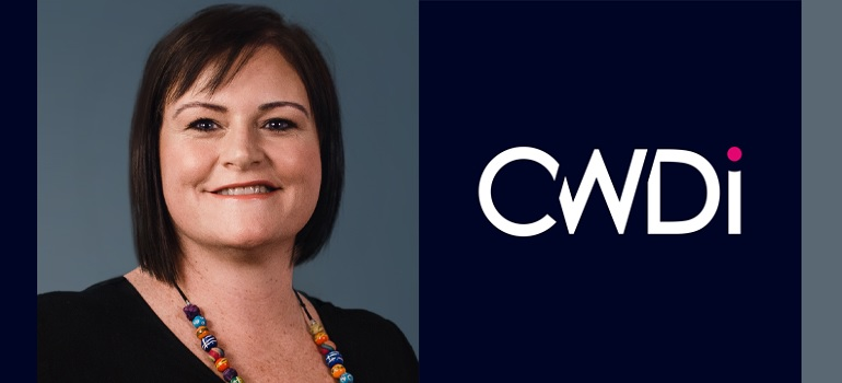 Janine Kruger and CWDi logo