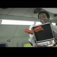 Joe Public for Chicken Licken Afronaut TVC screengrab 11